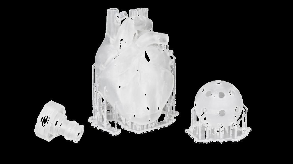 Liqcreate Clear Impact resin SLA DLP LCD 3D printers 02