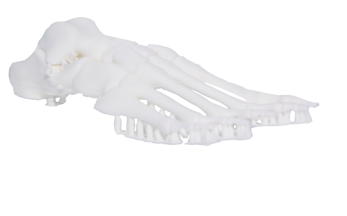 Liqcreate Premium White Resin for DLP LCD 3D Printers