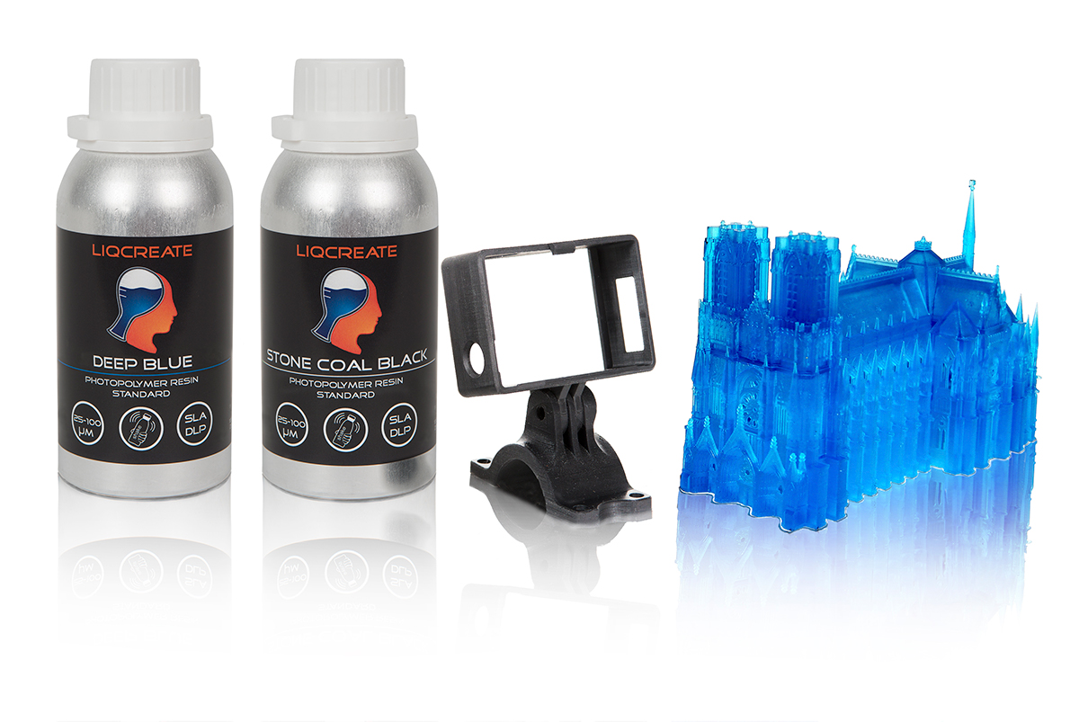 Liqcreate General Purpose SLA DLP LCD Resins