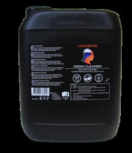 Liqcreate Resin Cleaner IPA Alternative non-toxic non-hazardous non-flammable