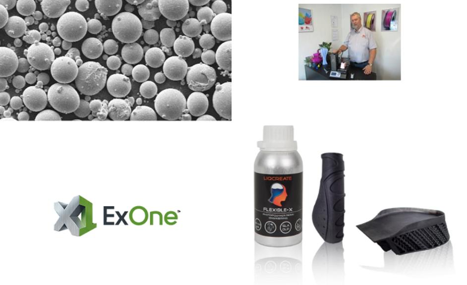 3D Printing News Briefs, July 3, 2020_ ExOne, 3D Printz & Monoprice, CNPC, Liqcreate - 3DPrint.com The Voice of 3D Printing Additive Manufacturing