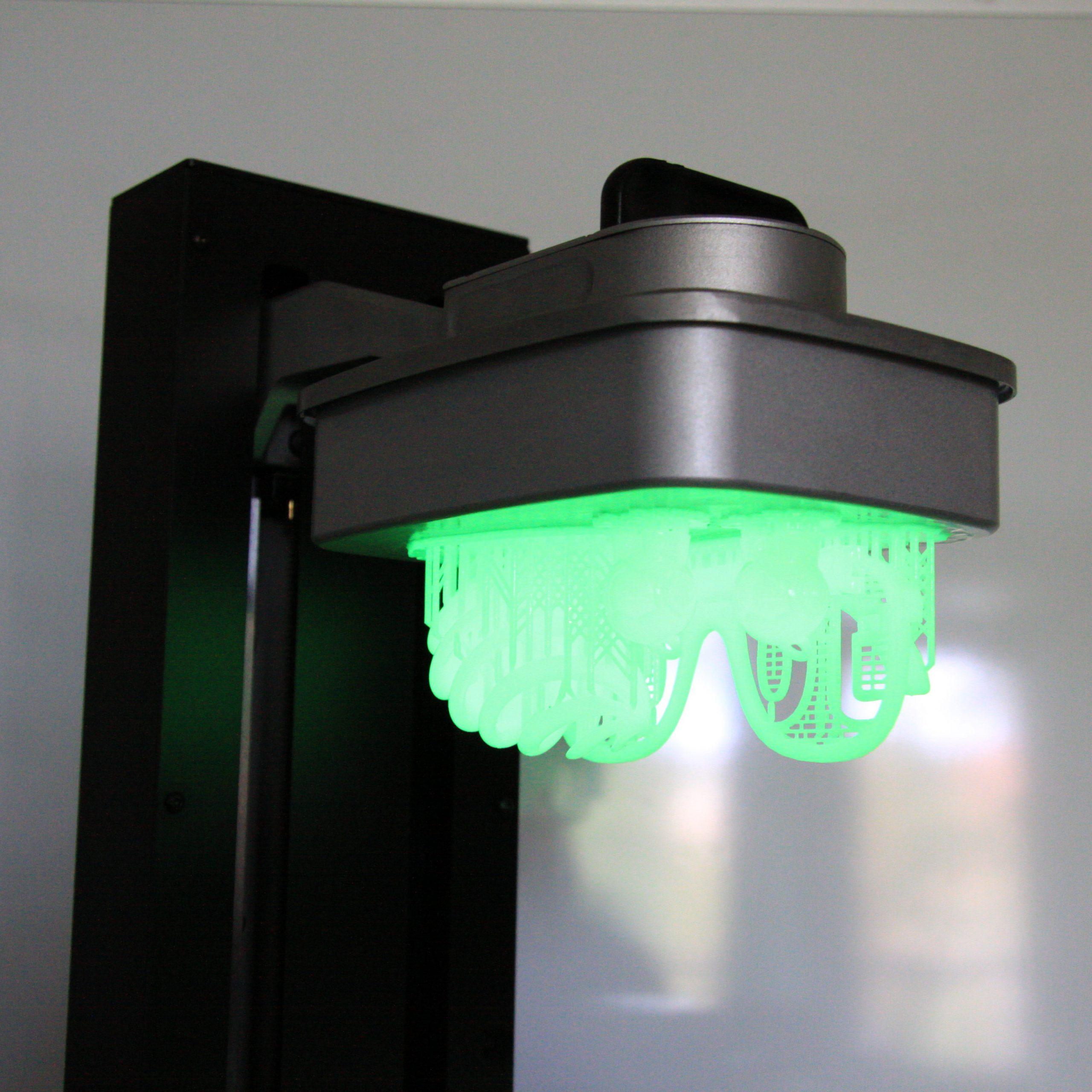 liqcreate hazard glow moonray sprintray compatible creative glow in the dark gitd resin high quality