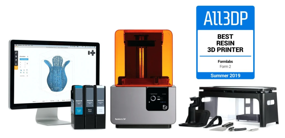 all3dp.com formlabs form2 form1 form1+ form 2 form2 fuse1 form cell formlabs compatible resins high quality resins strong flexible tough materials open mode