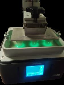 glow in the dark resin gitd glowing all3dp.com phrozen3d phrozen sonic mini 4k LCD SLA MSLA DLP resin 3d-printer printer liqcreate 3rd party resins resina 3ddruck liqcreate
