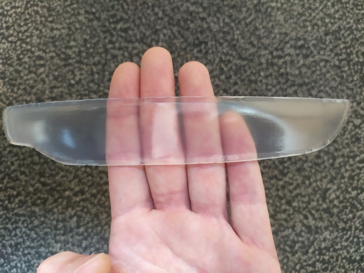 non-yellowing clear 3D-printing resin engineering resin transparant